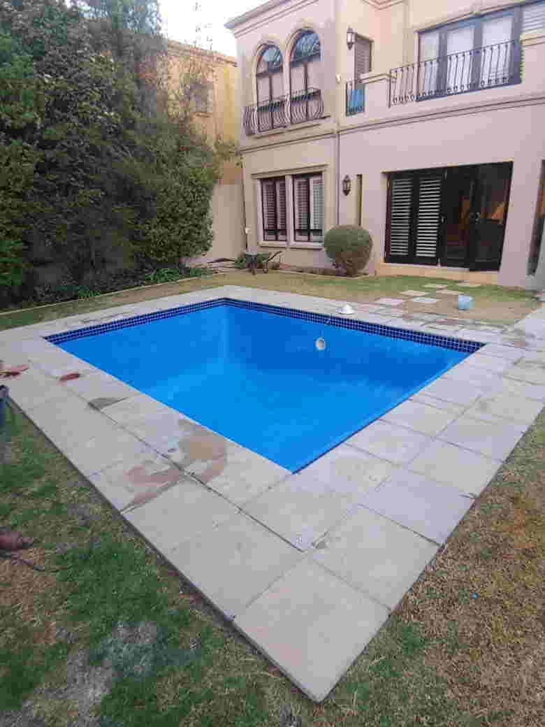 new pool instal fairlands2