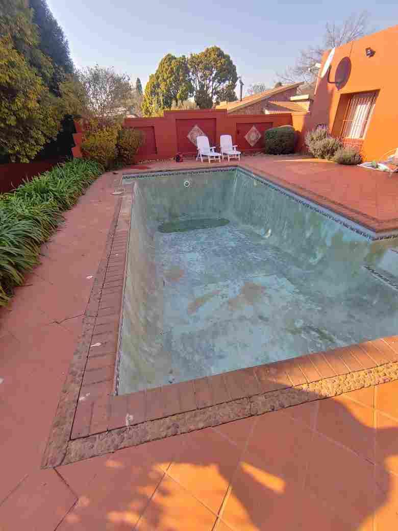 new pool randburg